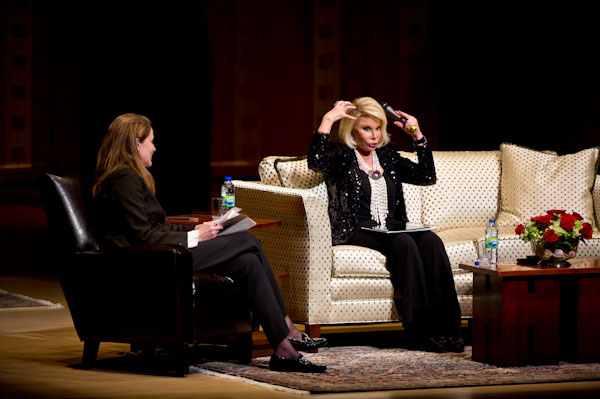 Judy-Croon-host-Joan-Rivers- Roy Thomson-Hall- May-18-2011